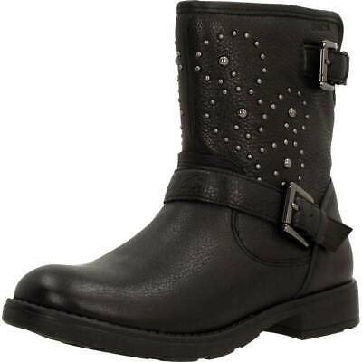 BASKET NOIR STRASS Respirantes ♥ Geox ♥ T 31 Comme Neuf
