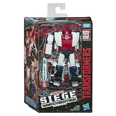 Transformers Siege War for Cybertron RED ALERT WFC-S35 Deluxe Class Figure - New