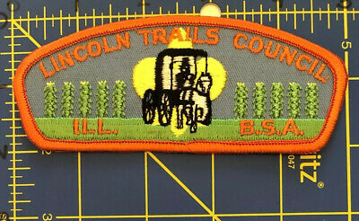 Lincoln Trails Council 2012 FOS Thrifty CSP Mint Condition FREE SHIPPING