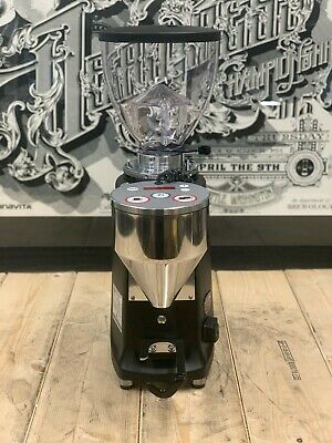 Mazzer Mini Brand New Black Electronic Coffee Grinder Home Office Restaurant