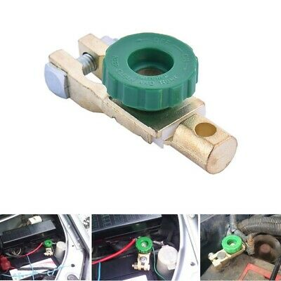 Universal Truck Parts Kill Cut-off Car Battery Switch Disconnect Terminal Link-