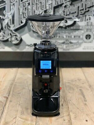 Precision Gs7 Black Brand New Espresso Coffee Grinder Commercial Cafe Home Offic