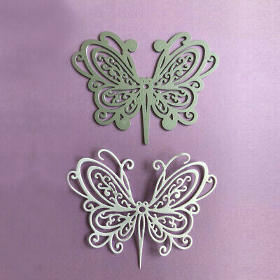 DIY Metal Cutting Dies Butterfly Shape Troquel Flore Cuts Embossing Paper Craft
