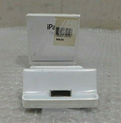 Apple MC360ZM/A Apple iPad Charge and Sync Dock