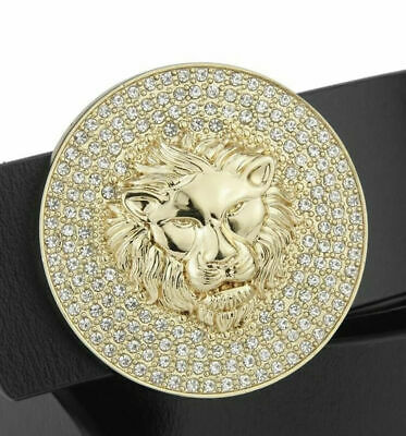 Uk Womens Designer Pin Buckle For 38Mm Belts H Belt Buckles Lionsess Women
