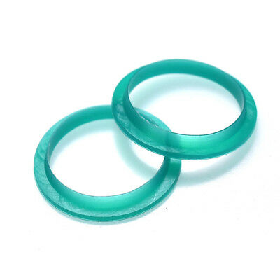 15 PCS Silicone Rings For Nespresso Refillable Reusable Capsule 20mm Replace