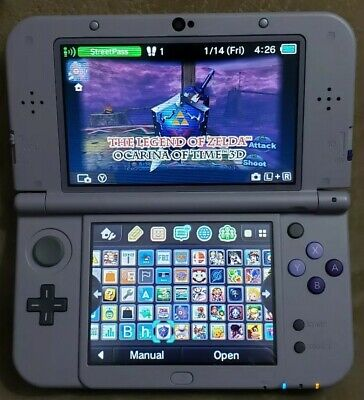 3DS/NEW/XL/2DS MOD SEND In Service - Custom Firmware - Jailbreak - CFW -  Hack