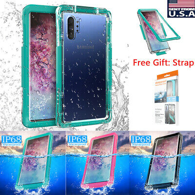 For Samsung Galaxy S10e S10 Note 9 8 10+ Plus Dirt Proof Waterproof Case Cover