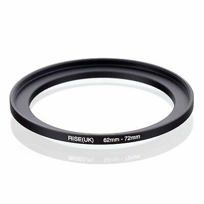 62-72 62mm to 72mm 62mm-72mm Matel Step-up Stepping Up Ring Filter Adapter