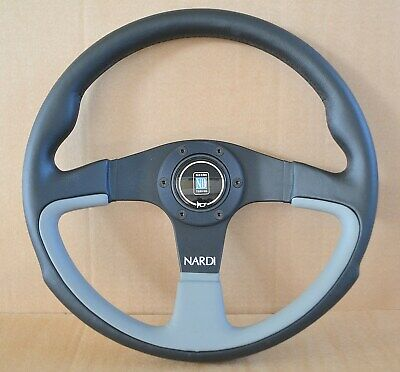 Nardi / Personal Lederlenkrad Sportlenkrad steering wheel volante Arrow 350mm