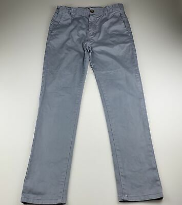 Boys size 12, Indie by Industrie, stretch cotton chino pants, adjustable, GUC