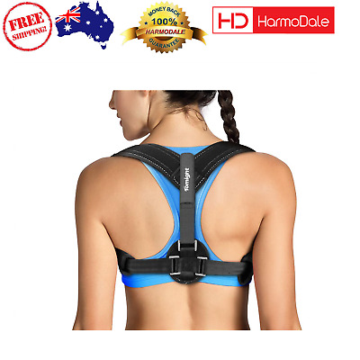 Tomight Back Posture Corrector Adjustable Brace Support for Slouching Upgraded