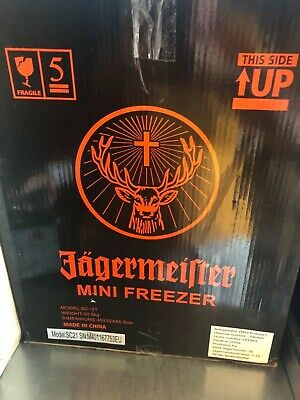 Jägermeister Mini Freezer BRAND NEW never opened