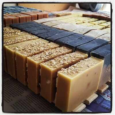 Handmade Cold Process Shampoo or Soap