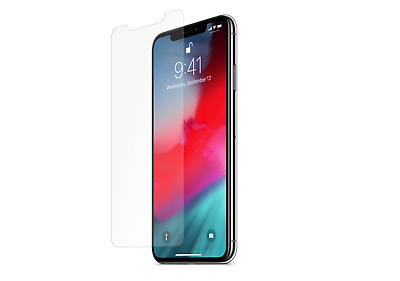 For iPhone XR Tempered Glass Screen Protector - CRYSTAL CLEAR