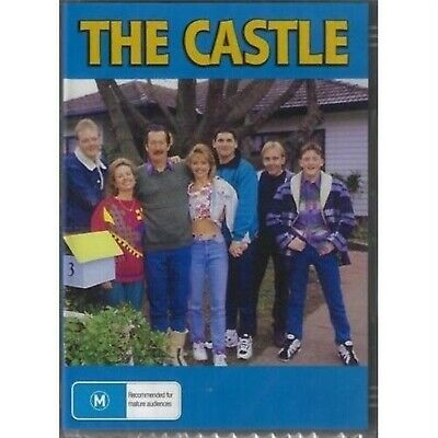 The Castle (Michael Caton) - (Fast & Free In Aus DVD)
