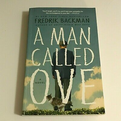 Fredrik Backman A Man Called Ove Paperback 2015