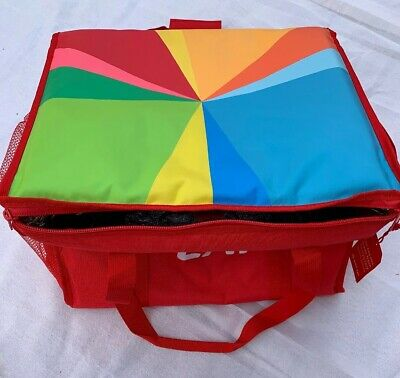 Just Eat Large Delivery Bag - Brand New