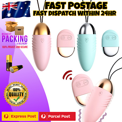 Remote Control Wearable Wireless Vibrator Vibrating Panties Female Egg Sex Toy