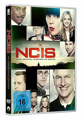 NCIS 15 complete Season Series 15 DVD Boxset Offical Region 2  new/sealed