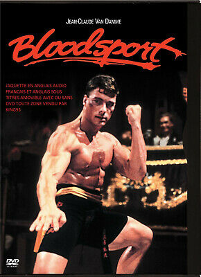 Bloodsport Dvd Comme Neuf Edition Francaise Zone 2