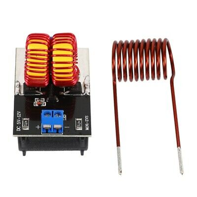 5v-12v ZVS Induction Heating Power Supply Driver Board Module + Coil X5R5