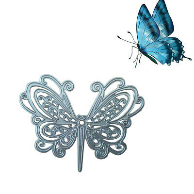 Metal Cutting Dies Butterfly Shape Troquel Flore Cuts Embossing Paper Crafts Hot