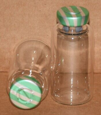 USP 20 mL Clear Sterile Vial With Green Stripe Center Tear Seal Any Qty.