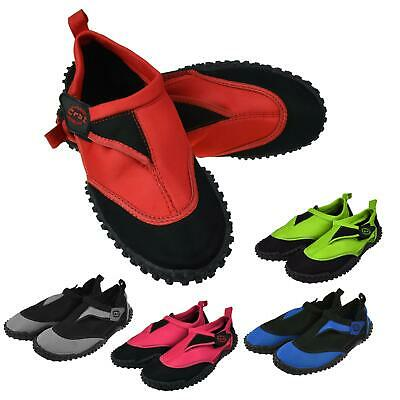 Unisex Aqua Shoes Wet Boots Kids Adults Size Beach Surf Water Foot Protection