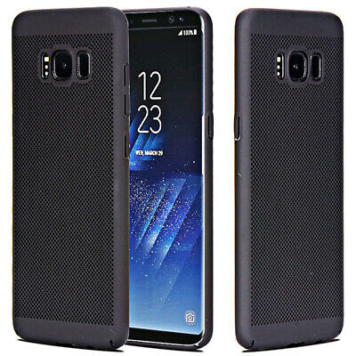 Hard Case Thin Shockproof Hybrid Phone Cover For Samsung Galaxy S7 S8 S9 Plus
