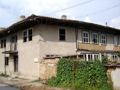 Authentic house with large rooms in the town of Smyadovo, near Shumen