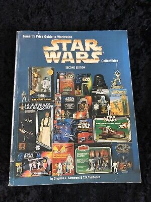 Tomart's Price Guide To Worldwide Star Wars Collectibles 2nd Edition 1997 Ppbk