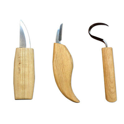 Crooked Knife Beaver Craft Spoon Carving Knife Spoon Knives Hook Knives