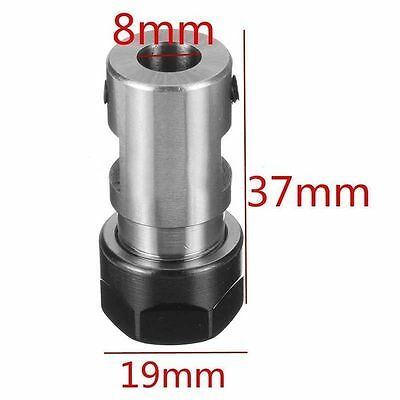 ER11A Motor Shaft Collet Chuck Extension Rod Holder Toolholder CNC Milling Tools