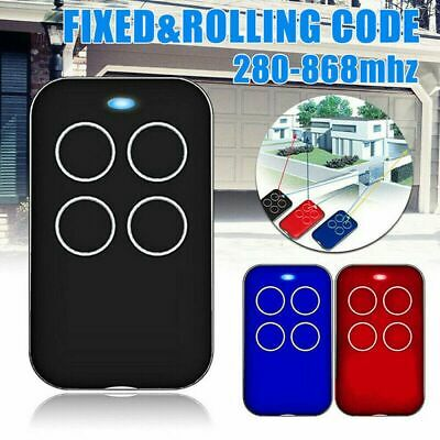 Multi-frequency Universal Gate Door Cloning Remote Control Automatic For Garage