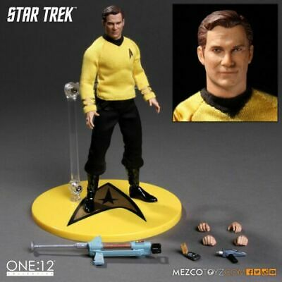 Kirk - Star Trek - Mezco Toys - Action Figure - NUOVA