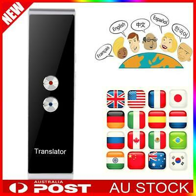 T8 MUAMA Translaty Enence Smart Instant Real Time Voice 40 Languages Translator
