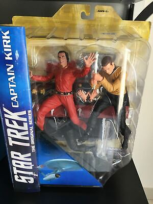 Kirk - Star Trek - Diamond Select - Action Figure - NUOVA
