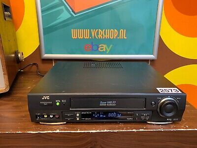 JVC HR-S7711 Super VHS ET Digital TBC/DNR