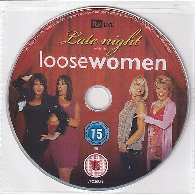 Late Night With The Loose Women DVD