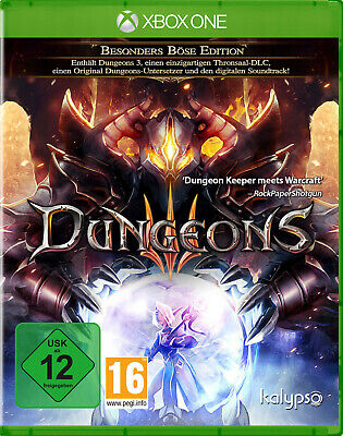Dungeons 3 - Besonders Böse Edition - Xbox One