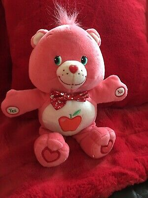 SMART HEART CARE BEAR Cute 2004