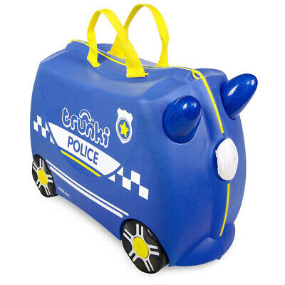 NEW Trunki Percy Police Trunki