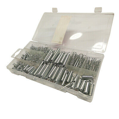 Hardware Elements SPRINGS COMBINATION BOX 200Pcs Weather & Rust Resistant