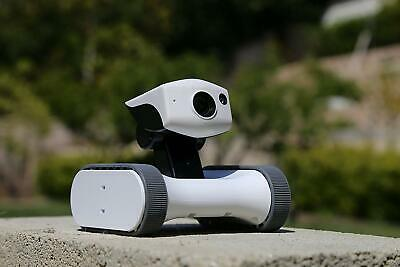 Appbot Riley Robot Smart App controlled IP CCTV Home Safety Camera