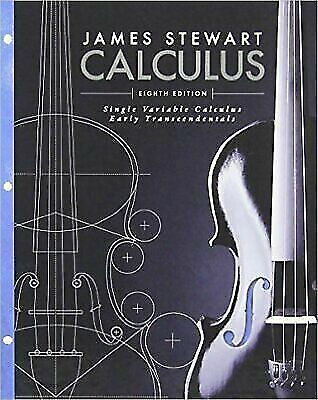 Calculus Early Transcendentals 8th Edition by James (P D F)🔥Instant Delivery