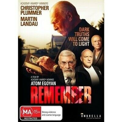 Remember - (Fast & Free In Aus DVD)