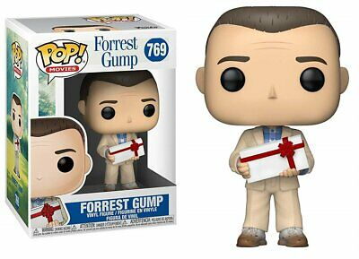 Forrest Gump #769 - Forrest Gump with Chocolates - Funko Pop! Movies (Brand New)