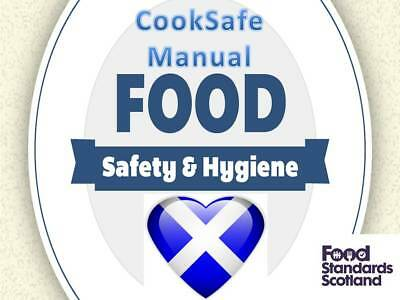 CookSafe In Chinese Cook Safe Food Safety & Hygiene Manual Scotland HACCP
