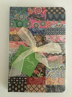 Vera Bradley Journal Limited Edition Retired Pattern Cover RARE NIP